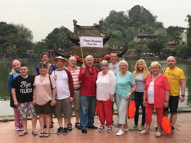Francis Brennans Grand Vietnamese Tour