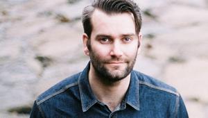 Composer Jonathan Nangle. Photo: Miriam Kaczor