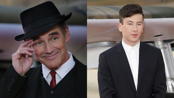 Mark Rylance praises Dunkirk star Barry Keoghan's ambition