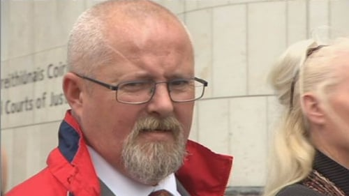 Alan McNamara has pleaded not guilty to murder