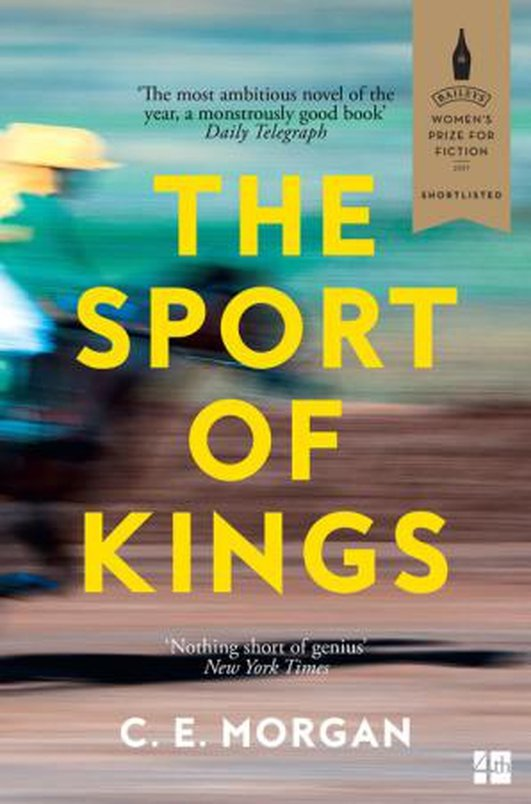 """Review:  """"The Sport of Kings"""" by C.E. Morgan"""