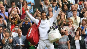 Roger Federer could become the oldest men's singles Wimbledon champion of the open era.