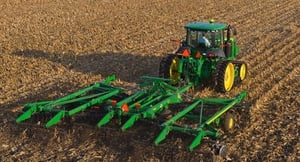 """""""While good for grass growth, milder winters could have negative effects on winter cereals and oilseeds"""""""