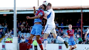 Drogheda United are seven points behind Finn Harps going into this game