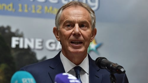 An Iraqi general sought to bring a private prosecution against Tony Blair
