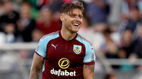 Jeff Hendrick has been out with a thigh injury