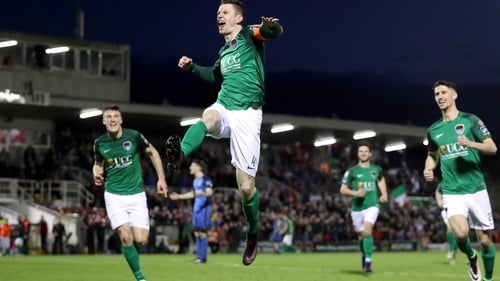 Cork City will look to maintain their stunning league form