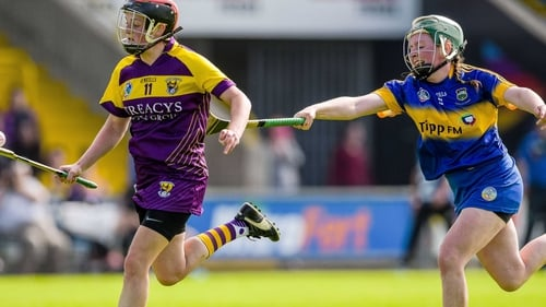 Wexford overcame Tipperary