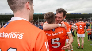 Armagh are in Monday's draw