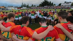 Carlow won three games this summer including a win in the Leinster championship
