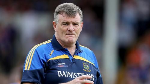 Tipperary boss Liam Kearns