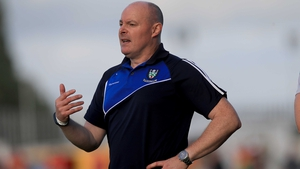 Monaghan manager Malachy O'Rourke was relieved man after the final whistle