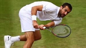 Marin Cilic: 'I still know that it's a big mountain to climb.'
