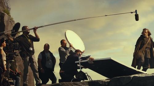 Keeping it Irish: Mark Hamill shooting scenes for The Last Jedi on Sceilig Mhichíl