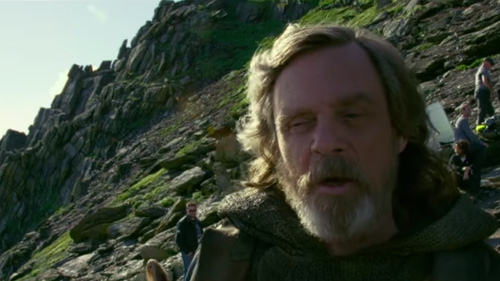 Rian Johnson Says Last Jedi Never Included 'Big Phasma Storyline'