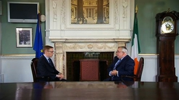 Dáil privilege | The Week in Politics