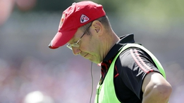 "Eamonn Burns: ""Tyrone upped the intensity"" 