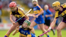 "Jill Horan: Wexford ""the better team"" 