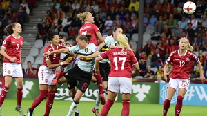 The Danish women's national team have called off a strike