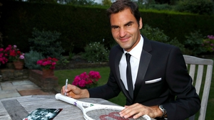 It's now a case of less is more for Roger Federer