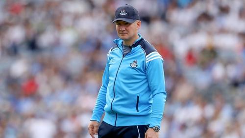 Jim Gavin and his Dublin football team are chasing their fourth All-Ireland title