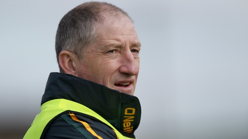 Kevin Ryan resigned as Offaly manager after one season in charge