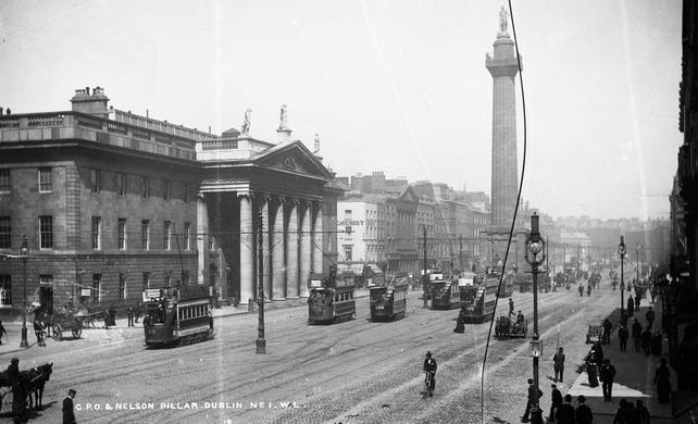 Nelsons Pillar