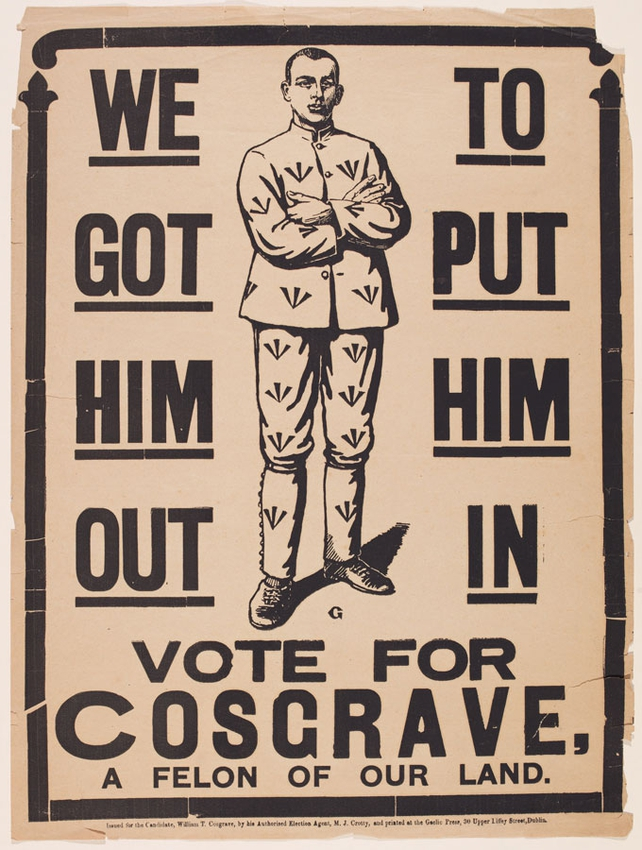 Vote For Cosgrave