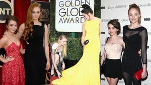 On screen sisters and off screen best friends, Sophie Turner and Maisie Williams, are on top of their game when it comes to the red carpet.