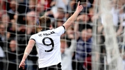 David McMillan brings to an end his four-year stay with Dundalk