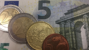 The minimum wage will rise from €9.80 to €10.10 tomorrow