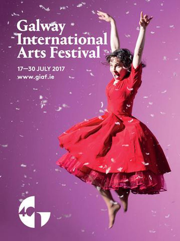 Live from the Galway International Arts Festival 2017