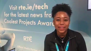Tiera Guinn, pictured at this year's Coolest Projects awards.