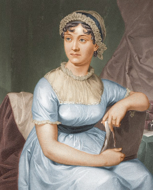 200th anniversary of the death of Jane Austen