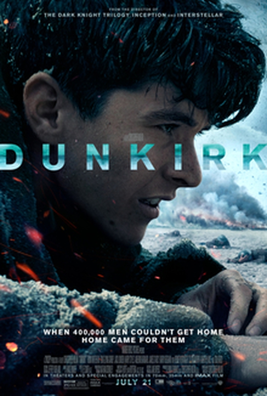 "Stars of Christopher Nolan epic ""Dunkirk"""