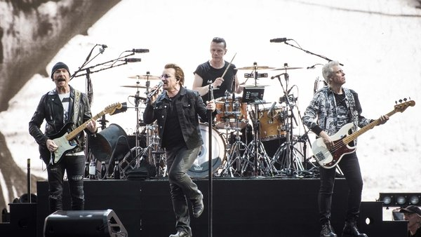 Tracklist for U2's Songs of Experience has been leaked