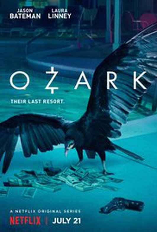 "Preview:  ""Ozark"", a new crime drama on Netflix"