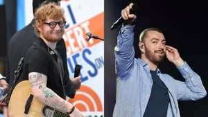 Ed Sheeran and Sam Smith - Will their songs make the cut? (take a guess...)