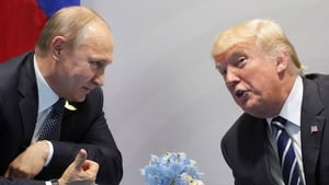 Vladimir Putin and Donald Trump discussed the possibility of another meeting