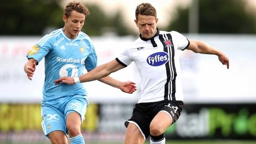 Dane Massey says Dundalk hold no fear