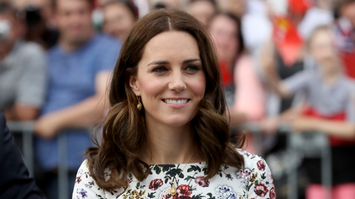 Kate Middleton and her husband Prince William made an official visit to Poland this week. The Duchess was spotted wearing a beautiful Erdem two-piece.