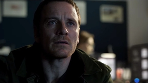 Michael Fassbender stars as detective Harry Hole in The Snowman
