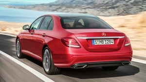 The E-Class Mercedes is one of a number of models being recalled by the manufacturer.