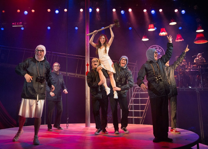 "Review:  ""Tristan & Yseult"" by Kneehigh theatre at the Galway International Arts Festival"