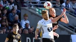 UEFA Champions League Qualifier: Rosenberg v Dundalk