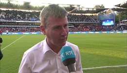 'We gave it a go' - Kenny rues missed chances | UEFA Champions League
