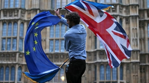 After Brexit, Northern Ireland fears loss of EU peacemaking and cash