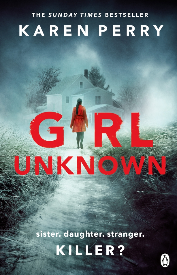 Girl Unknown cover