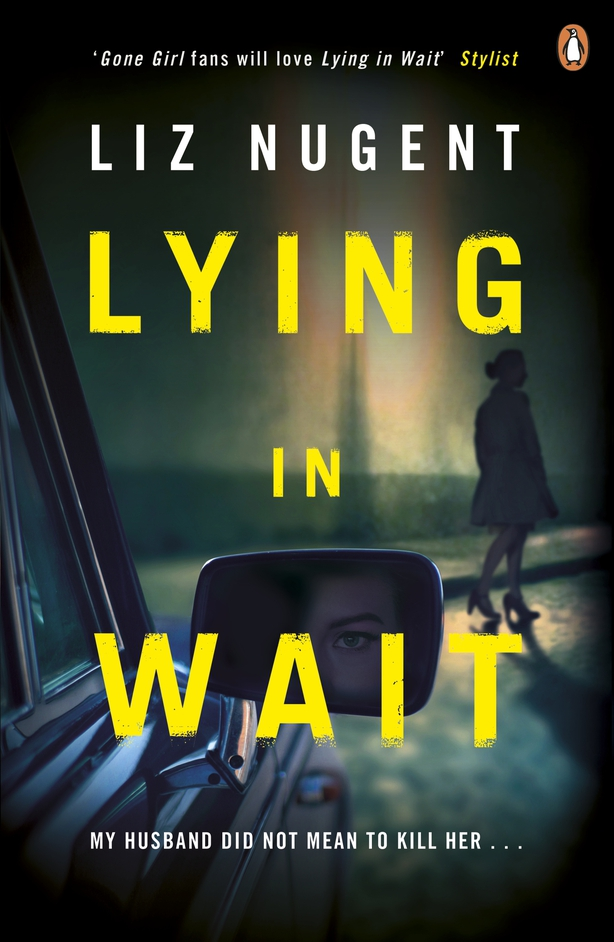 Lying in Wait cover