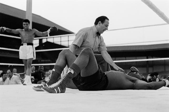 Muhammad Ali v Al 'Blue' Lewis